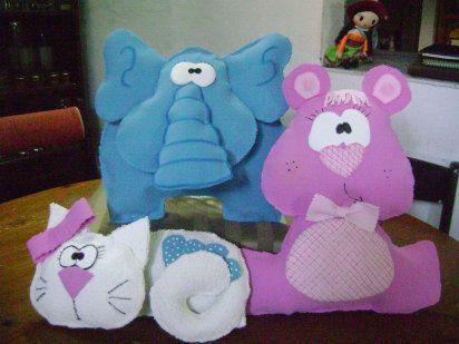 Ideas para crear almohadas y cojines | Aprender manualidades es facilisimo.com