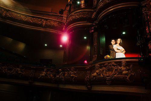 Weddings at Harrogate Theatre