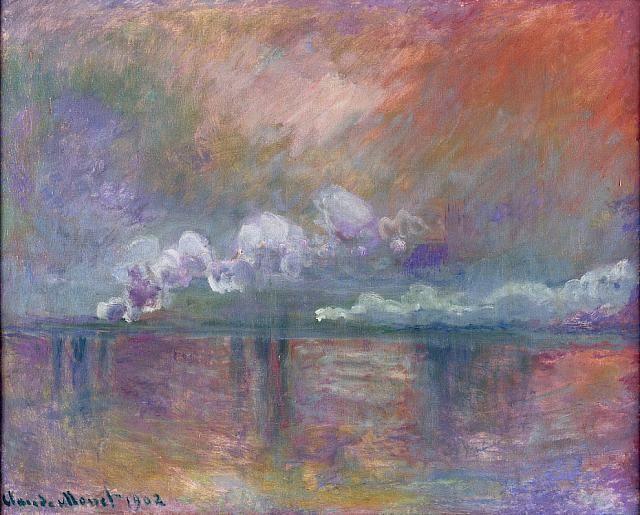 Claude Monet   Exhibition: Claude #Monet #Albertina Museum #Vienna @AlbertinaMuseum #painting #exhibition #AlbertinaMonet #painter #art…