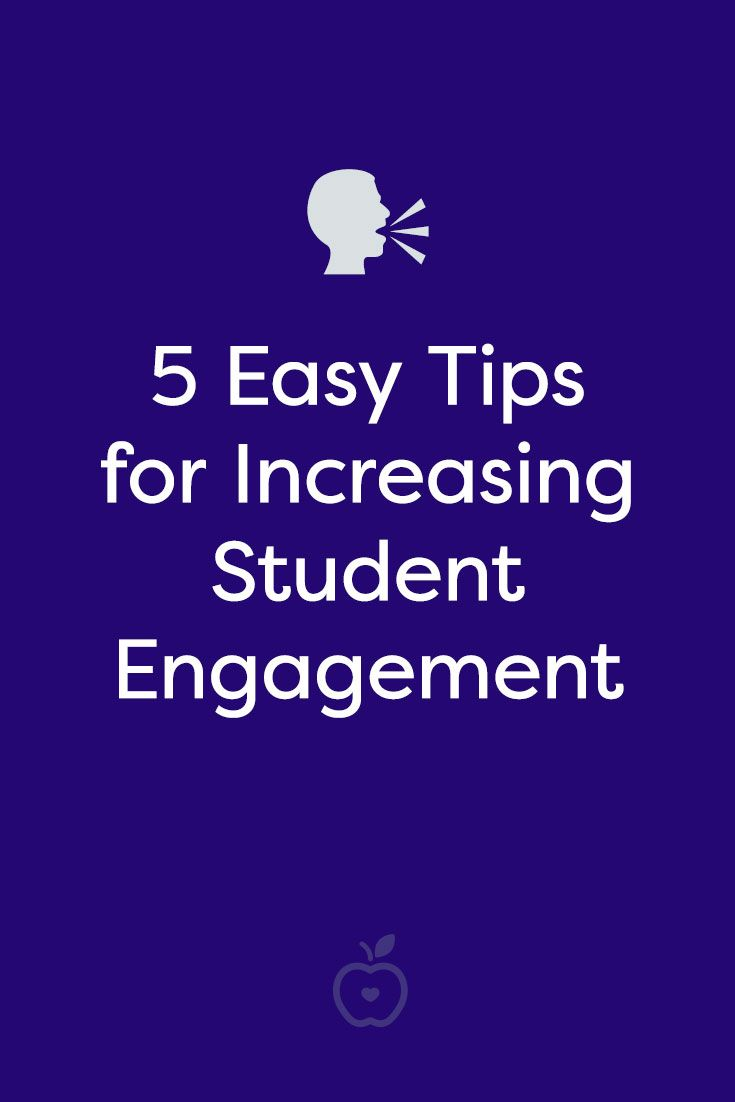 Do you want to get your students more engaged and excited to learn? Well, you're in luck. Student engagement can be achieved through small changes in the classroom. If you are seeking to improve student engagement without making major changes to your curriculum or creating a mountain of work for yourself, here are a few small tips for big change in student engagement.