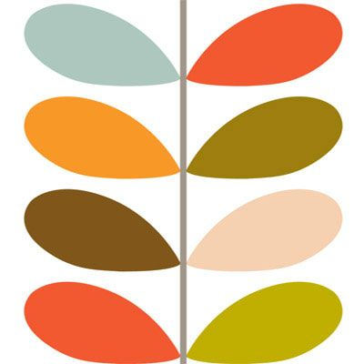 I'm obsessed with Orla Kiely - her 'Multi Stem' print is my favorite!