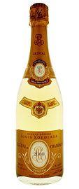 """2000 Louis Roederer """"Cristal"""" Brut Champagne"""