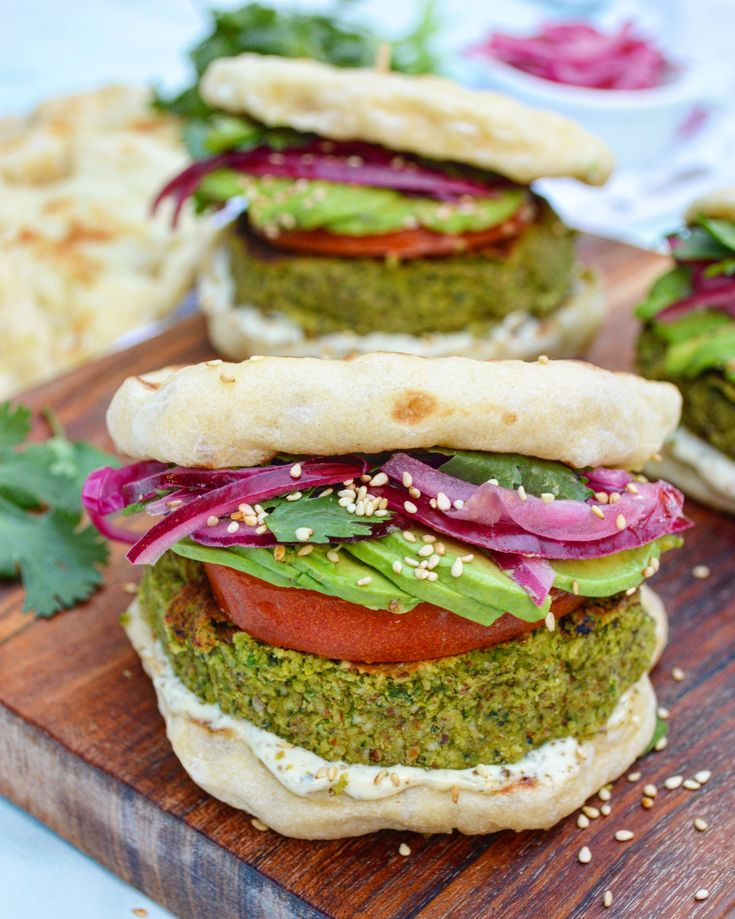 Falafel burger time! In the month of January we hosted another Blissful Gatherings and this time around it was Mediterranean theme! We made falafels and homemade, fluffy, delicious flat bread! For the dinner we served falafel wraps and they were incredible! The guests loved them. …