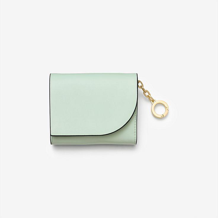 Small Handbags: Kate Spade Keychain Wallet