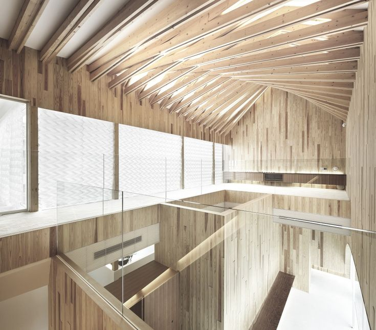Timber Dentistry Kohki Hiranuma Architect Amp Associates
