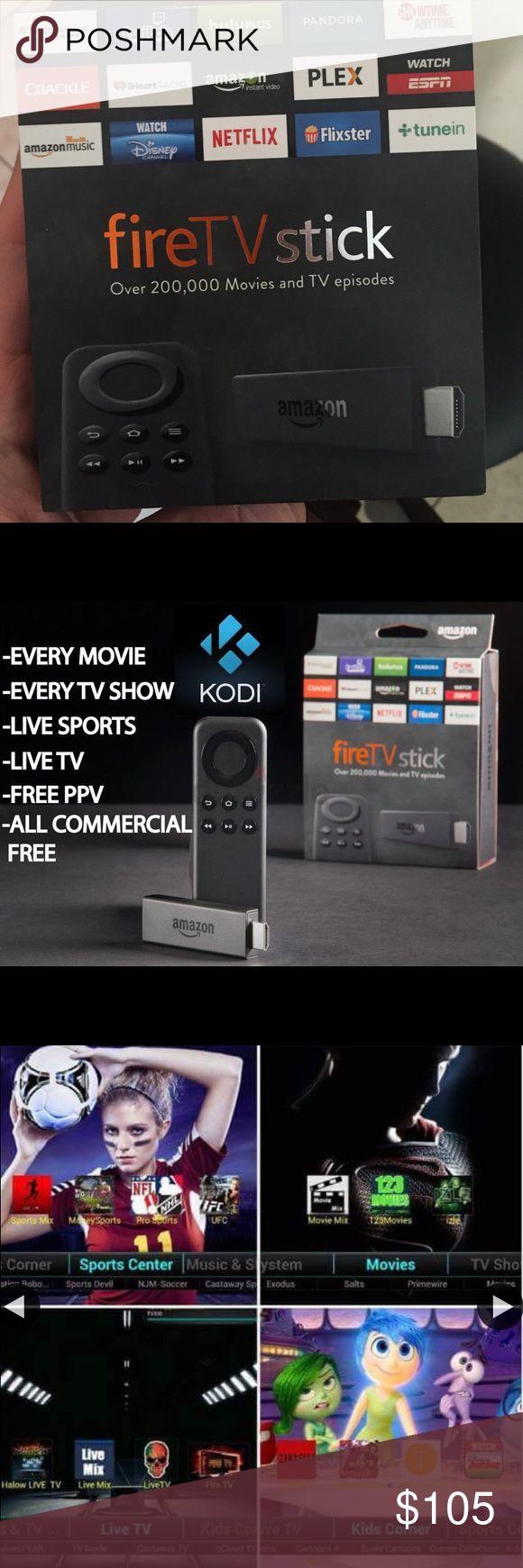 Jailbroken Firestick With Kodi Never Pay Again Nwt