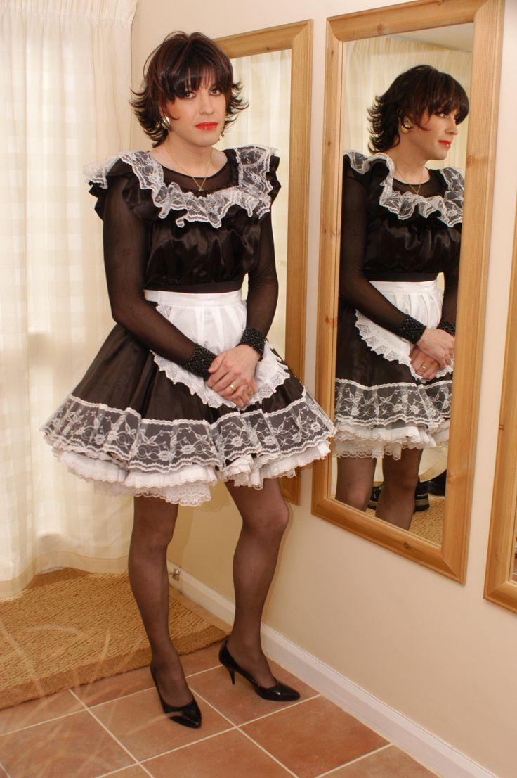 French maid transvestite stories