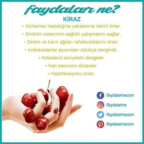 #kiraz #kirazinfaydalari #cherry