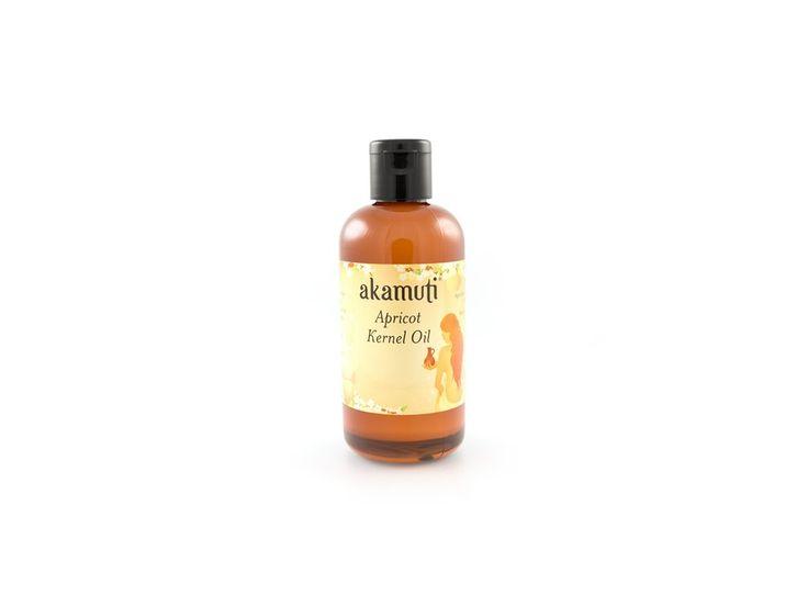 Akamuti olej z meruňkových jadérek