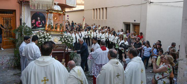 Segorbe celebró con calor el Corpus Christi