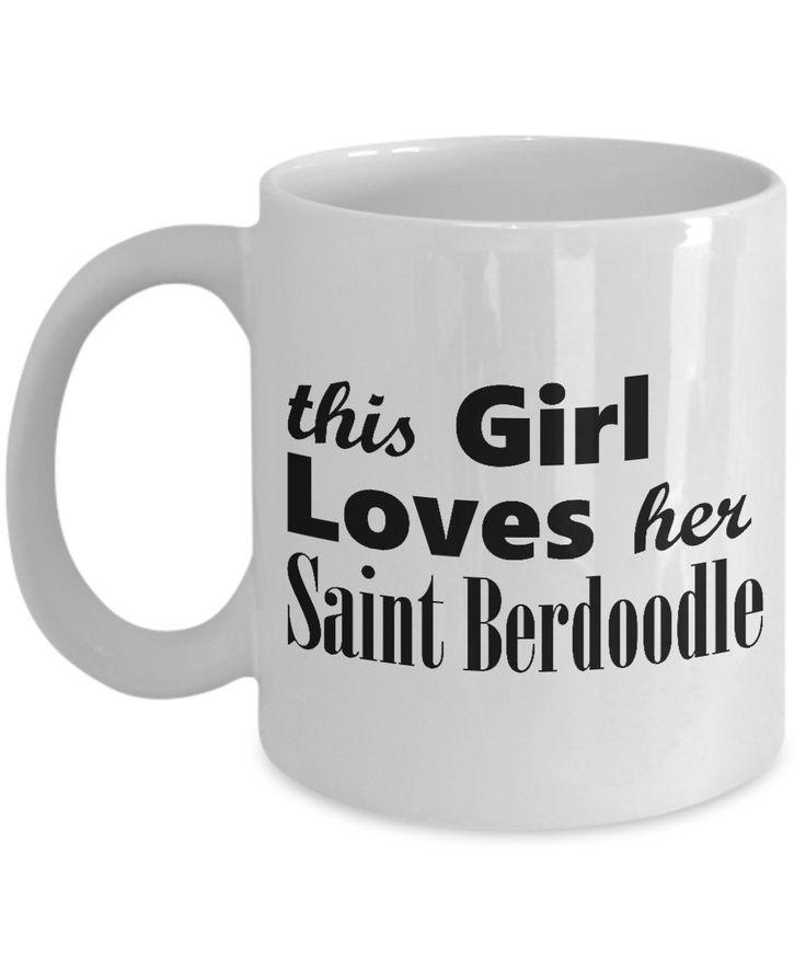 Saint Berdoodle - 11oz Mug