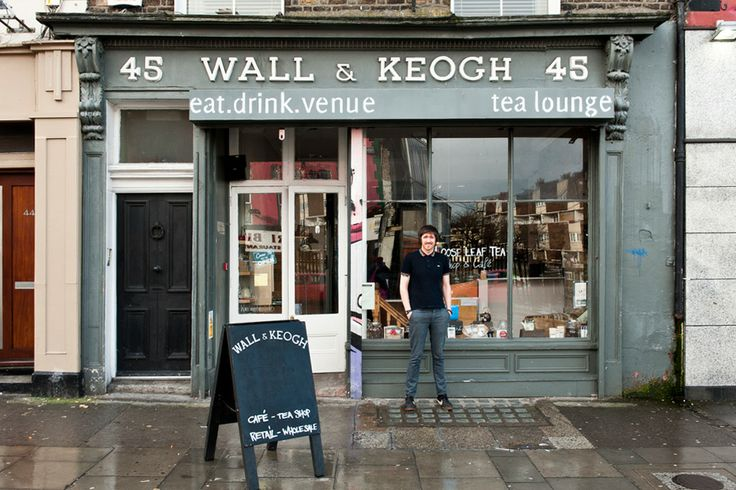 Oliver 'Tea' Cunningham Wall & Keogh Richmond St, Dublin 2