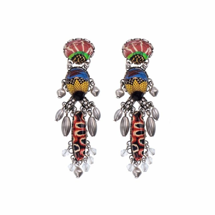 Afro Roots Earrings