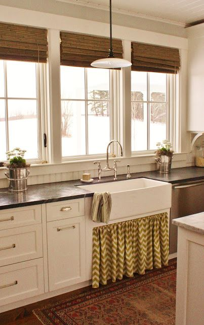 Windows and country sink best home decor pinterest warm warm colors and country - Country kitchen windows ...