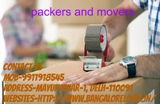 packers and movers bangalore: Packers and Movers Bangalore for A Complete Answer...