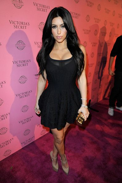 Kim Kardashian - VS Angels Host A Pink Carpet Event In Los Angeles To Celebrate The 2011 Victoria's Secret SWIM Collection