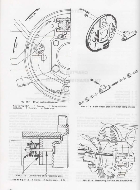 56 best images about technical drawing opel gt 1900 on ... land rover brakes diagram