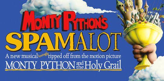 Image result for spamalot