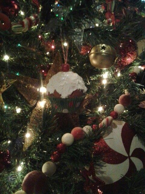 Ornamentos del arbol... Navidad 2014...