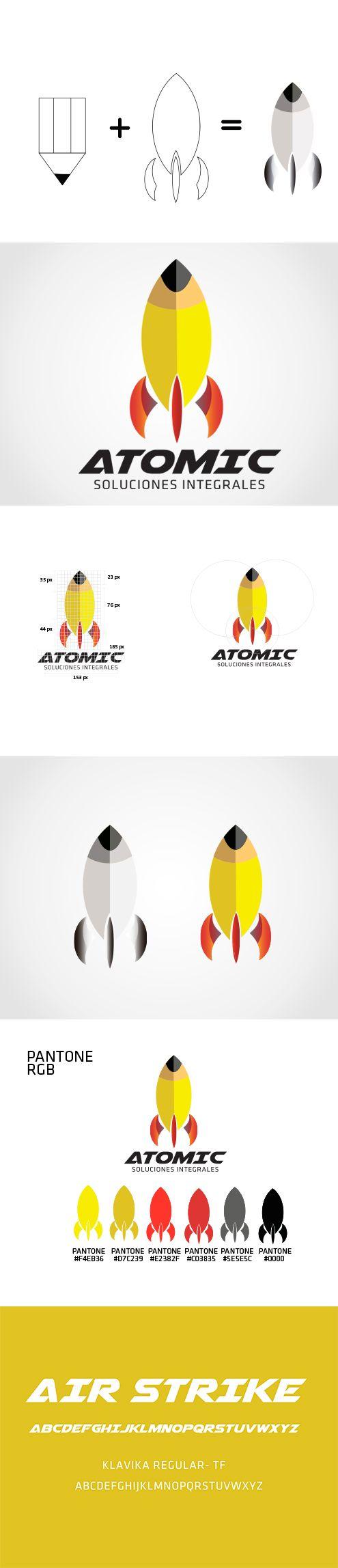 Este logotipo será utilizado para una empresa de servicios integrales, las cuales encierra las disciplinas como: Diseño Gráfico, Multimedia y la Fotografía
