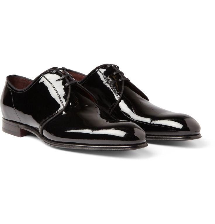 patent leather Derby shoes - Black Dolce & Gabbana GL1mQtLI4