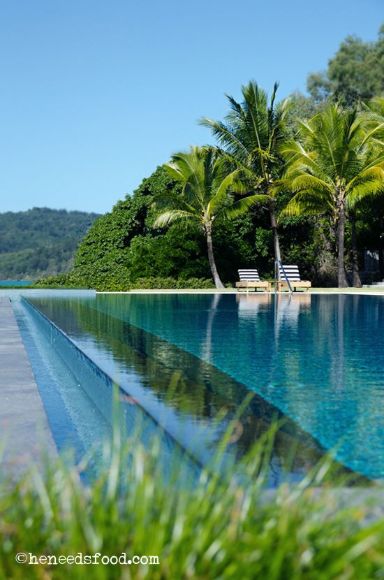 Qualia - Voted best resort in the world in 2012, a little piece of luxury on the Great Barrier Reef.