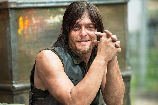 How Quickly Would You Die on 'The Walking Dead'? - Everybody has their time. - Quiz