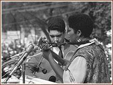 1950s-1960s music (esp. Civil Rights)