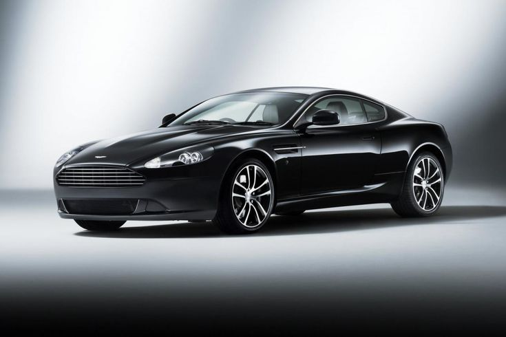 Aston Martin DB9 1- Price: $183,700