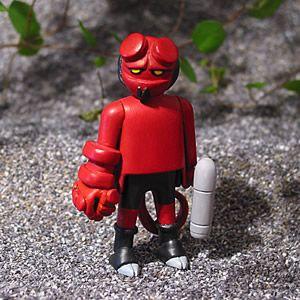 Hellboy Playmobil