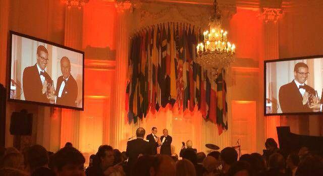 El pasado 13 de noviembre de 2014, tuve el honor de ser galardonado por uno de los tanques de pensamiento más influyentes en Washington D.C., The InterAmerican Dialogue. Este premio lleva el nombre...