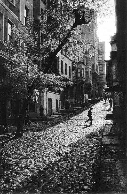 Ara Güler. Istanbul, c. 1962.