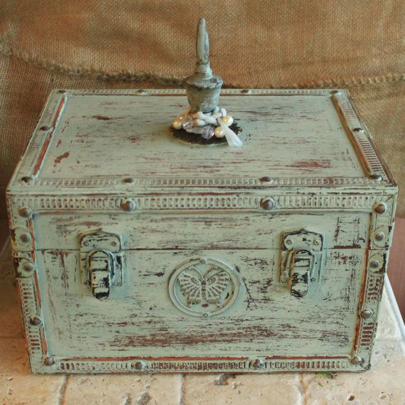 Decorative Box por RevisitedConcepts en Etsy