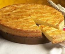 Recette GATEAU BASQUE base sablée mum!! par maxyzor - recette de la catégorie Pâtisseries sucrées