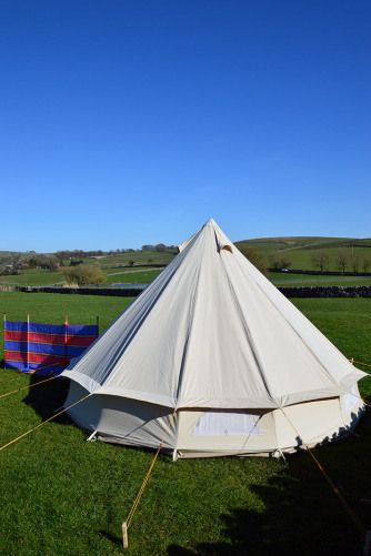 Lazy Camping on the Farm | Brimstones & Treacle