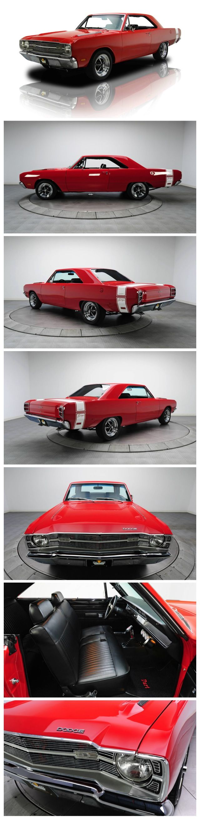 1969 Dodge Dart Swinger Refurbished