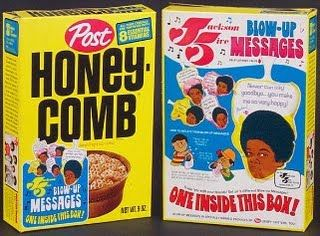 Jackson 5 featured on a Honey-Comb Cereal Box.  sc 1 st  Pinterest & 25 best Cereal from the seventies images on Pinterest | Cereal ... Aboutintivar.Com