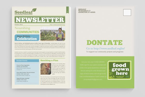 Newsletter Design Ideas | GRAPHIC LAYOUTS   PUBLICATIONS | Pinterest |  Graphic Design Inspiration