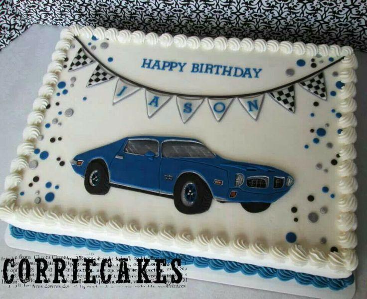 Corvette cake?!