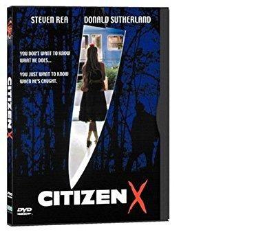 Stephen Rea & Donald Sutherland - Citizen X