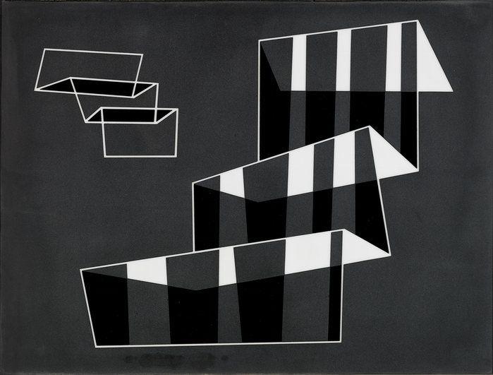 Stufen / Steps, 1931.