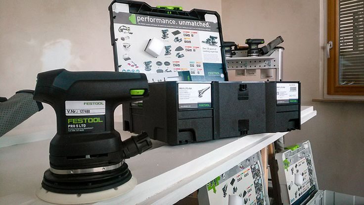 Festool Pro 5 LTD Sander - Get One While You Can!  Better hurry - the Festool Pro 5 LTD sanders won't be on store shelves for long!  #carpentry #woodworking #Festool #sanders #sanding #powertools #tools   https://www.protoolreviews.com/tools/power/corded/grinders-sanders/festool-pro-5-ltd-sander/26594/