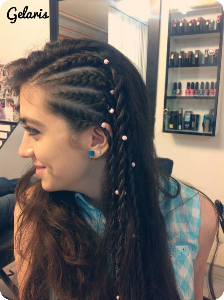Code 075 بافت موی گلاریس 09392011459 In 2019 Hair Styles