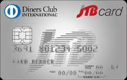 Diners Club JTB Japan