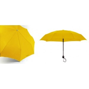 DAVEK- Traveler Umbrella Yellow