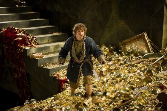 Quete Or The Hobbit 2 : La Désolation de Smaug  More here! http://lamaisonmusee.wordpress.com/