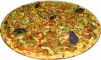 Пицца на тонком тесте с доставкой