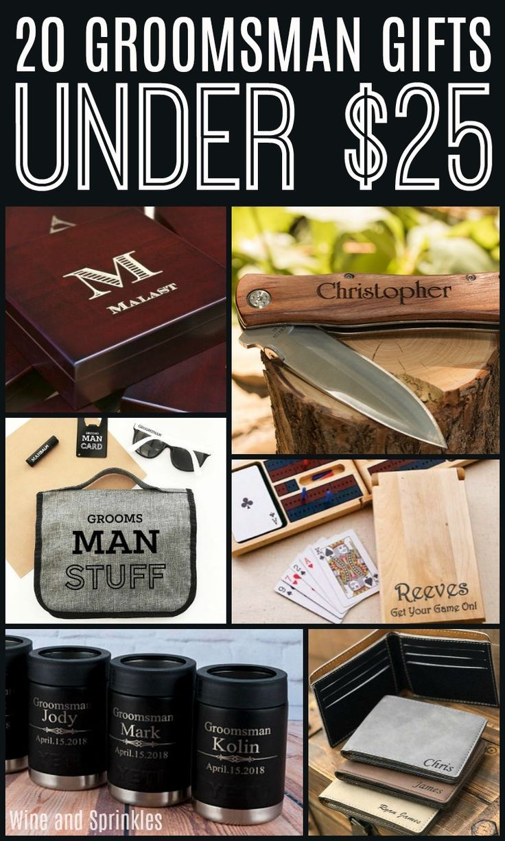 20 Groomsman Gifts Under 25 Wine Sprinkles Gifts For Wedding Party Groomsmen Gifts Unique Groomsman Gifts