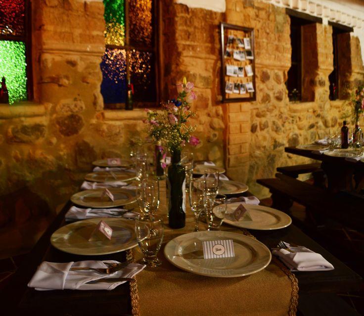 #Fotos  Exitoso y bellisimo evento que realizamos en el Hotel San Sebastian #Villadeleyva #Boyaca.  Eventos mágicos de Carnes y Olivas Restaurante Bar.