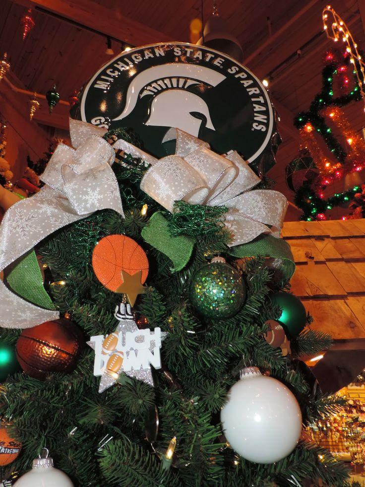41 best MSU Spartans Holiday Spirit images on Pinterest   Msu ...
